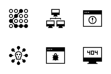 Cyber Security Icon Pack