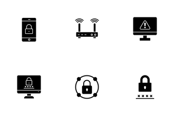 Cyber Security Vol 1 Icon Pack