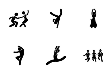 Dancing Icon Pack