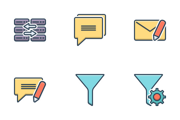 Data Icon Pack