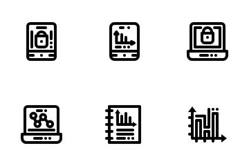 Data Analysis Icon Pack