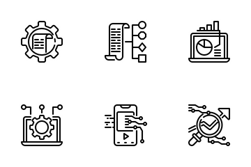 Data Analytics Icon Pack