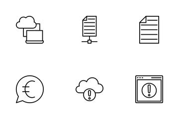 Data Analytics Vol 1 Icon Pack