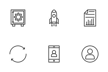 Data Analytics Vol 2 Icon Pack