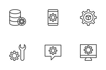 Data Analytics Vol 3 Icon Pack