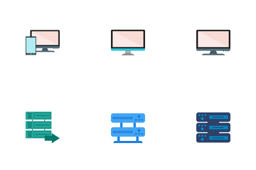 Data & Devices Icon Pack
