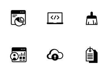 Data & Internet Icon Pack