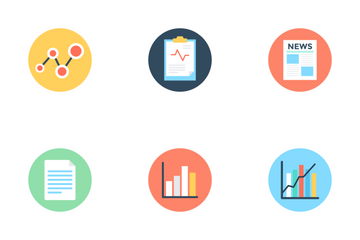 Data Science 2 Icon Pack
