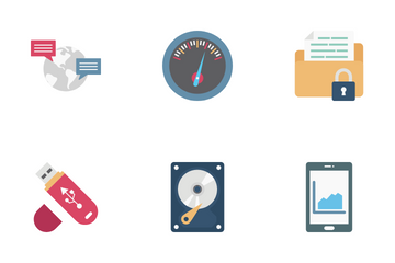 Data Science Icon Pack