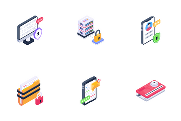 Data Security Icon Pack