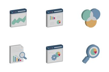 Data Visualization Icon Pack