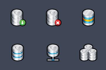 Database Icon Pack