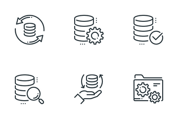 Database Icon Pack