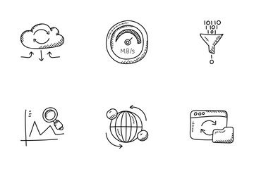 Database And Storage Icon Pack