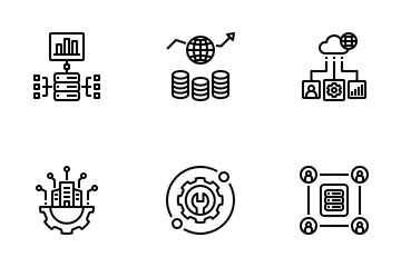 Datanomics Icon Pack