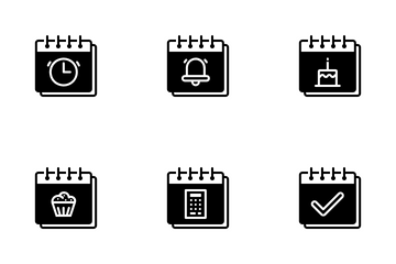Date Icon Pack