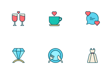 Dating Icon Pack