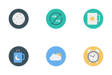 Day & Night Icon Pack