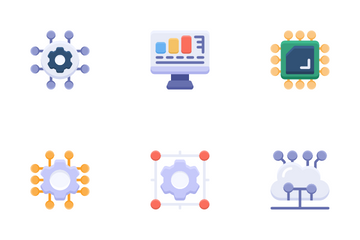 Deep Learning Icon Pack