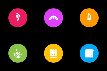 Delicacies Icon Pack