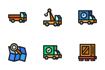 Delivery 2 Icon Pack