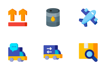 Delivery 3 Icon Pack