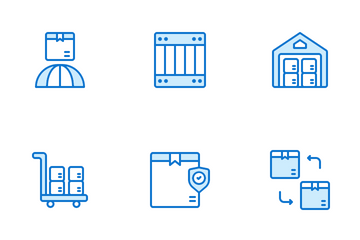 Delivery Icon Pack