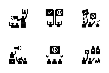 Demonstration Icon Pack