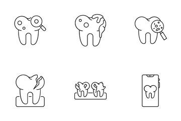 Dental Icon Pack