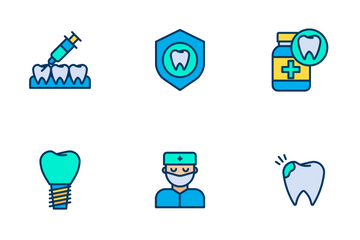 Dental Icon Pack