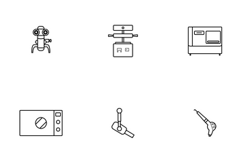 Dental Tools Icon Pack