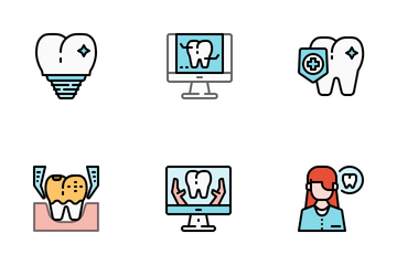 Dentistry Icon Pack