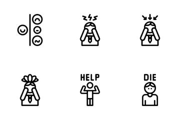 Depressed Icon Pack