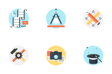 Design And Development Icon Pack