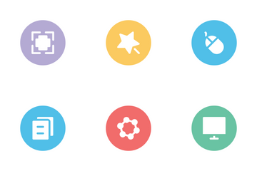 Design & Development Icon Pack