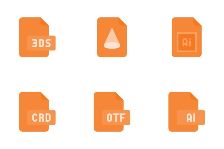 Design Files Icon Pack