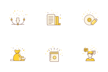 Design Process Icon Pack