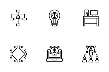 Design Thinking Icon Pack