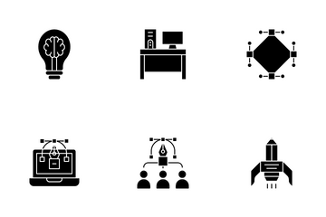 Design Thinking Icon Pack