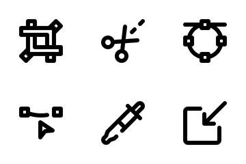 Design Tool Icon Pack