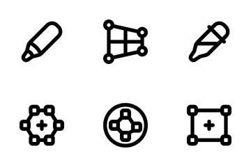 Design Tools Icon Pack