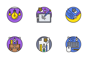 Designer Tools Icon Pack