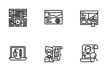 Designing Icon Pack