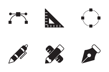 Designing Tools Icon Pack