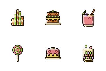 Dessert Icon Pack