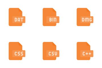 Development Files Icon Pack
