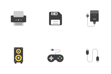 Device And Accessory Icon Pack
