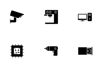 Device And Hardware Vol 1 Icon Pack