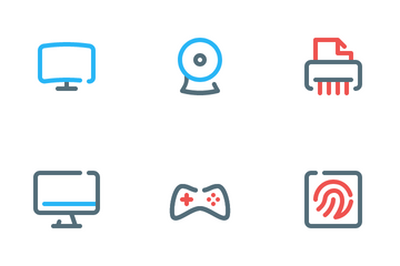 Device & Hardware Icon Pack