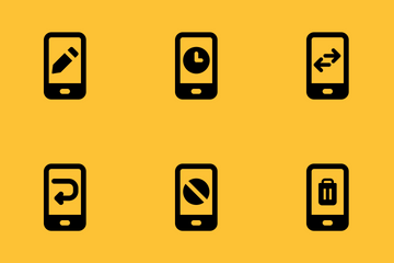 Device Options Icon Pack